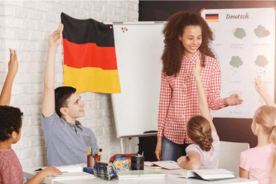 kurs niemieckiego dla dzieci Warszawa